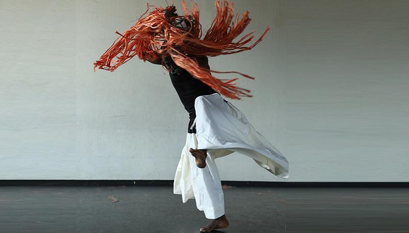 danseur burkinabe